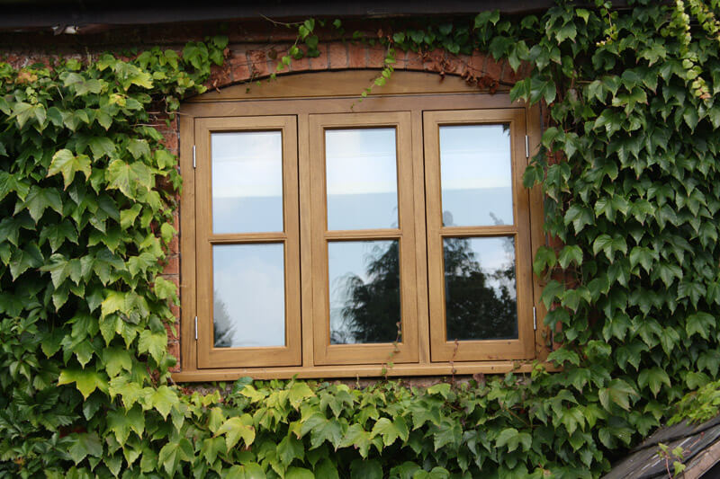 Wyre Forest Woodcraft bespoke windows