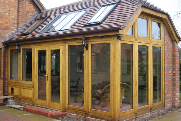 Wyre Forest Woodcraft Timber Frame in Kidderminster